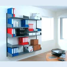office shelving units. Wall Mounted Office Shelves Storage Shelving In Plan 2 Units