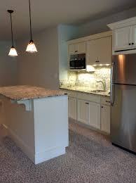 Basement Kitchen Small