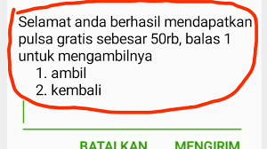 Ini merupakan aplikasi resmi dari play store jadi tidak akan ada unsur penipuan atau hack. Cara Mudah Pulsa Gratis Telkomsel Cara Mendapatkan Pulsa Gratis Telkomsel Terbaru 2020 Berguna Di Bulan Agustus 2020 Jazz Indonesia