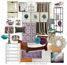 The Room Is Only 12u2032 X 10u2032, But A Simple Colour Palette With Plenty Of  Neutrals Should Help It Feel Bigger. I Used Samu0027s Purple Duvet Cover As A  Starting ...