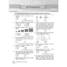 .download soal uas kelas iv sd/mi tema 1 2 3 4 5 k13 revisi terbaru dan kunci jawaban. Buku Pendamping Matematika Smp Mts Kelas 8 Kunci Jawaban Incer Shopee Indonesia