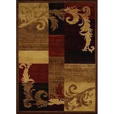 home dynamix earthtone fl shadow rug