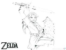Mesmerizing Zelda Coloring Pages Coloring Pages Legend Of Coloring