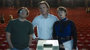 steve jobs film review loudly enjoyable