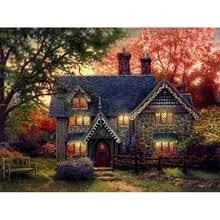 5d diamond painting tree <b>house</b> — купите 5d diamond painting tree ...