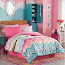rainbow sherbet chevron teen girls colorful twin comforter set throughout sets remodel 9