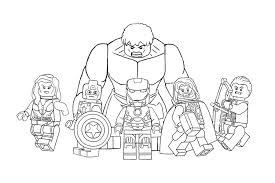 Small Picture Printable Avengers Coloring Pages Coloring Me