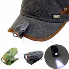 Best Hat Clip Light Bright Clip On Led Cap Hat Light Headlamp Torch Hunting