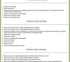 Wedding To Do Lists Wedding Todo List Template Radiovkmtk Best