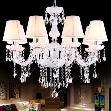 2016 european style white crystal chandeliers modern led chandeliers with regard to new house white crystal chandelier ideas