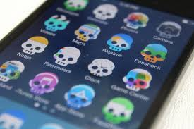 How to Change Your Home Screen Icon Shapes in iOS 7