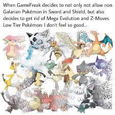 OC Meme]It was fun while it lasted, R.I.P. Mega Evolution : pokemon