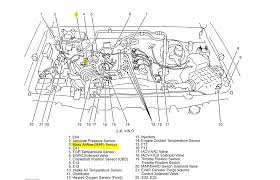 2005 nissan altima thermostat replacement wiring diagram for car nissan frontier 4 0 engine diagram