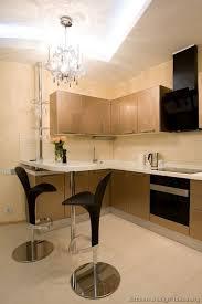 Modern Gold Kitchen