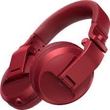 Купить <b>Наушники PIONEER HDJ-X5BT</b>, Bluetooth, красный в ...