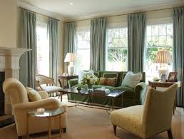 Traditionaluniquewindowtreatments  Unique Window Treatments Traditional Living Room Curtains