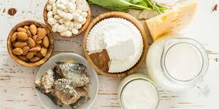 Calcium Content Of Foods Chart The Best Calcium Rich Foods Bbc Good Food