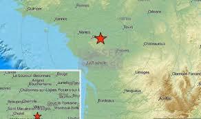 France Earthquake 5 1 Magnitude Tremors Loire Valley