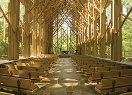 garvan gardens anthony chapel