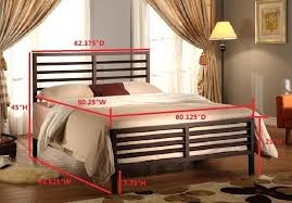 full size bed frame head and footboard – survivability.info
