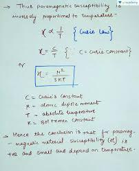 Paramagnetic Materials 2 In Hindi