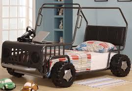 cool kids car beds. WRANGLER GUNMETAL KIDS BED FRAME - JEEP CAR Cool Kids Car Beds
