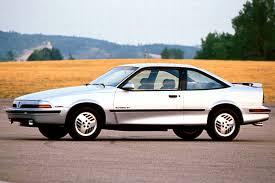 1990 94 pontiac sunbird consumer guide auto 1994 pontiac sunbird gt 2 door coupe