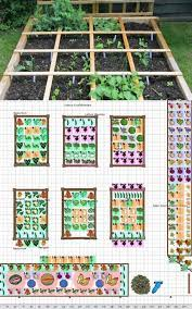 vegetable garden layout 7 best design