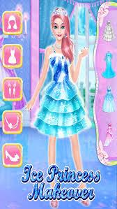 ice princess makeup salon dress up parlor 4