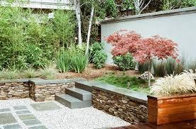small japanese style garden