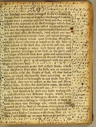the roger williams code how a team of scholars discovered the  roger williams rsquo last known theological work lurking in the margins of an old book in