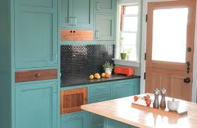 painted kitchen cabinet ideas redoing cabinets teal blue collect this idea cupboard door painting tips and