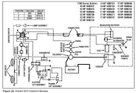 how to wire the coil on a k301 engine mytractorforum com the Kohler Engine Wiring Harness Diagram click image for larger version name kohlerwiring jpg views 967 size 78 6