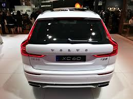 2018 volvo crossover. interesting 2018 the 2018 volvo xc60 will go into production this month and hit dealers  shortly after prices other details be announced closer to launch date and volvo crossover