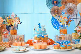 Birthday Decoration Ideas For Table Image Inspiration of Cake