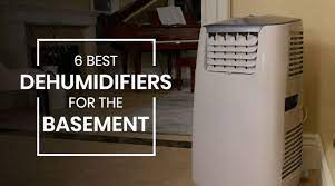 6 best dehumidifiers for basement most