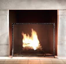 fireplace screen flat rivet hearth flat panel screen installing flat screen tv above gas fireplace