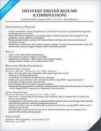 Combination Resume Sample | Generalresume.org