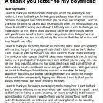 sample thank you letter to my boyfriend 5 examples in word pdf in thank you letter to boyfriend 150x150