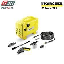 Máy xịt rửa điều hòa , rửa sân nhà cửa tự hút nước rửa xe Karcher Power VPS  - Máy xịt rửa và phụ kiện