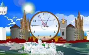 Castle Clock screensaver: find the ...