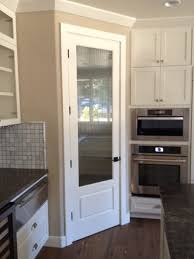 Pantry Doors traditional-kitchen