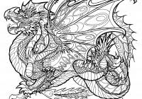 Dragon Coloring Pages Printable Coloring Page For Kids