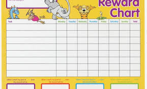 21 Unmistakable Ideas For Childrens Reward Chart