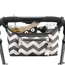 <b>Cartoon Baby Stroller Organizer</b> Bag Large Capacity Diaper Bag ...