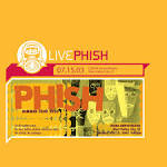 Live Phish 7/15/03: (USANA Amphitheatre, West Valley City, UT)