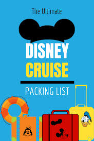 Cruise Packing List The Best Disney Cruise Packing List Pirate Night Details