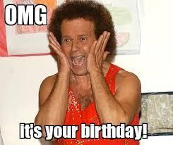 Memes Vault Happy Birthday Memes with Funny Girls via Relatably.com