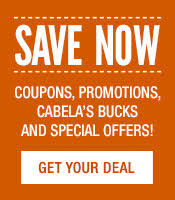 seasons of savings cabela s official promo codes special offers cabela s bucks
