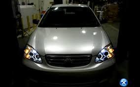37-toyota-corolla-projector-headlights-03-04-05-06-07-installation ...